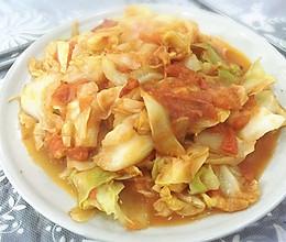 大头菜炒西红柿(酸酸的才好吃)的做法