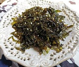 用紫菜自制海苔的做法