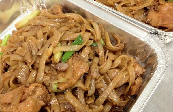 广东小吃……干炒牛河