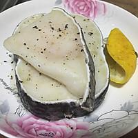 香煎鳕鱼排的做法图解1