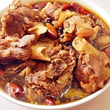 黄焖羊肉#给老爸做道菜#