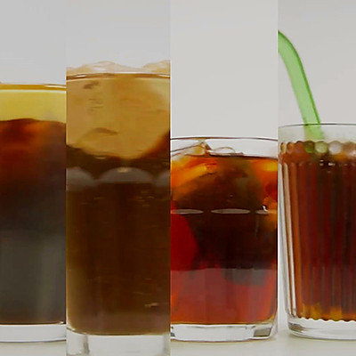 6种可乐的高格调喝法
