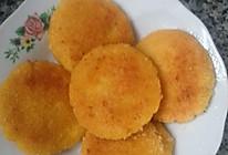 南瓜饼和南瓜粥做早饭营养又美味的做法