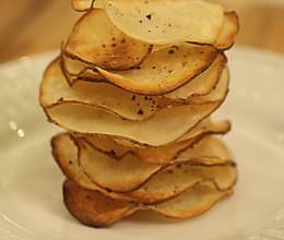 非油炸薯片#春天不减肥,夏天肉堆堆#的做法