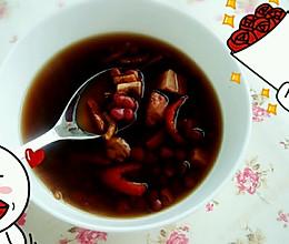 月子红豆汤的做法