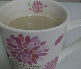 快手 低脂低糖  玫瑰奶茶的做法