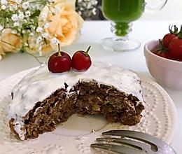 燕麦巧克力蛋糕 健康烘焙的做法