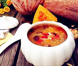小米南瓜粥------养胃必备的做法