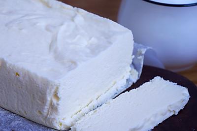 自制马斯卡彭奶油奶酪