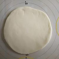 枣花形豆沙面包的做法图解4