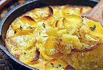 奶酪烩土豆的做法