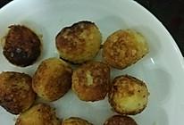 土豆球的做法