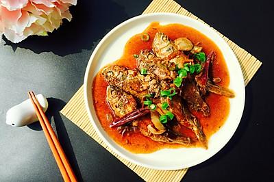 醬燒小黃魚