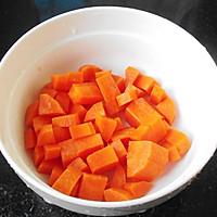 胡萝卜番茄南瓜汁的做法图解3