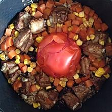 营养番茄排骨饭
