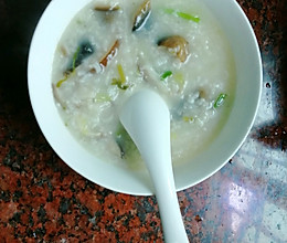 黄鳝鲜菇粥的做法