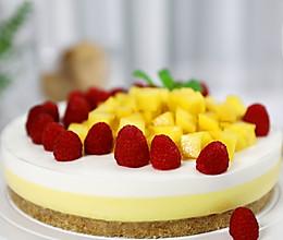 ⭐芒果慕斯蛋糕⭐的做法