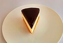 巧克力杏仁重乳酪蛋糕的做法