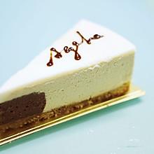 巧克力夹心冻芝士蛋糕