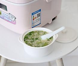 无油蔬菜汤的做法