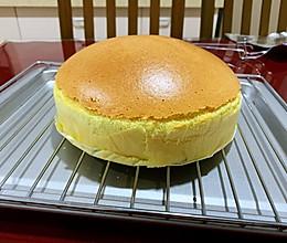 8寸古早蛋糕first try的做法