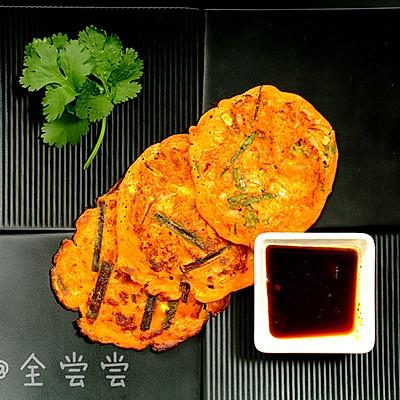 【韩国美食】—泡菜煎饼
