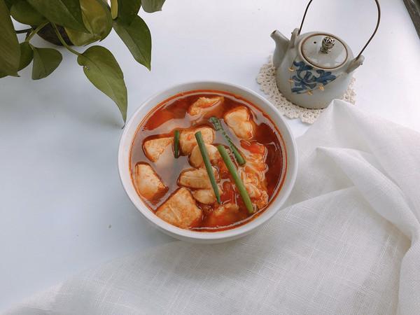 番茄酸汤鱼的做法