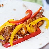 曼步厨房 -墨西哥鸡肉卷的做法图解9