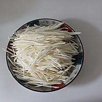 鱼香茭白的做法图解1