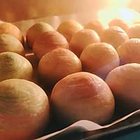 马卡龙色千层蛋黄酥 中式糕点#每道菜都是一台食光机#的做法图解28