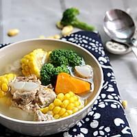 排骨玉米汤的做法图解10