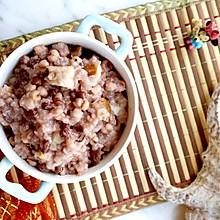 #下饭红烧菜# 菱角红豆薏苡糯米饭