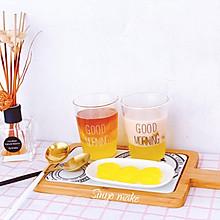 茉莉花果冻茶vs茉香果冻奶茶(0添加剂)