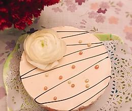 低糖草莓芝士蛋糕的做法