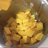 蔬菜浓汤的做法图解4