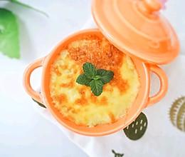 10M+奶酪焗红薯:宝宝辅食营养食谱菜谱的做法
