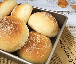 奶香豆沙面包的做法