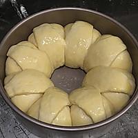 皇冠花朵面包的做法图解10
