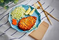 不用面包糠也能炸猪排#春天肉菜这样吃#的做法