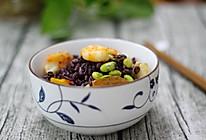 虾仁南瓜拌饭的做法