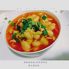 陕西烩麻食