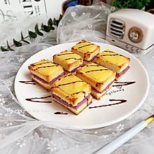 芝士芋泥脆吐司#精品菜谱挑战赛#