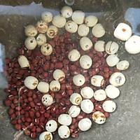 红豆莲子百合汤的做法图解5
