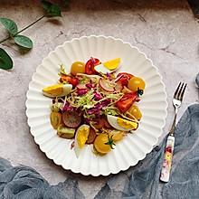#精品菜谱挑战赛#蔬菜沙拉