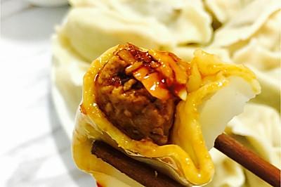 驴肉馅饺子