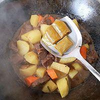 咖喱土豆烧牛肉的做法图解9