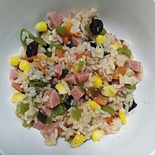 西红柿电饭煲闷饭