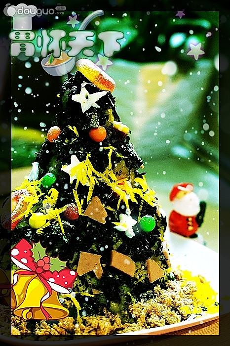 圣诞树的做法
