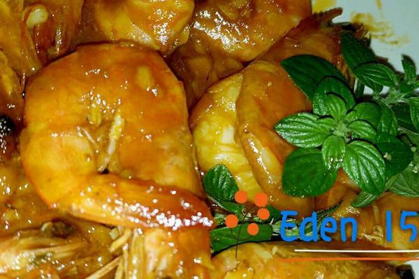 茄汁焖大虾#每道菜都是一道时光机#的做法