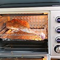 节日里必不可少的横菜:[烤羊腿]的做法图解5
